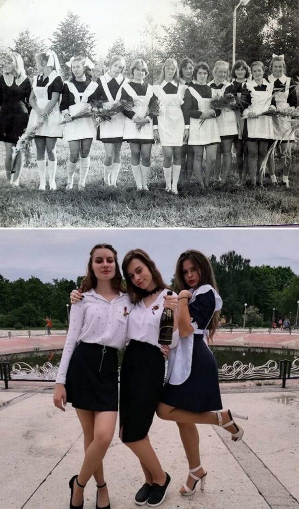 МОЛОДЕЖЬ ПРИ СССР И СЕЙЧАС