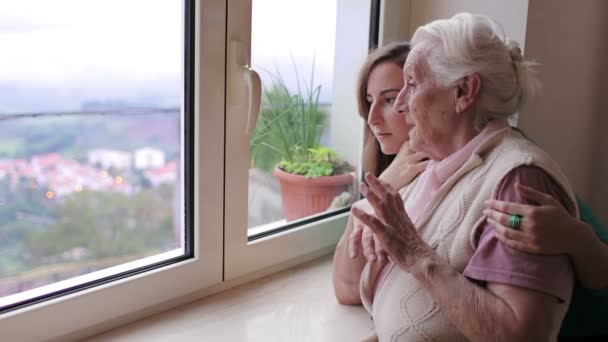 Я прошу бабушку уступить нам жилье, ведь у нас скоро появиться малыш, а нам жить негде