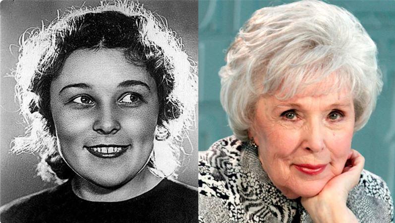Гениальные советские актрисы, которым уже за 90! Фото