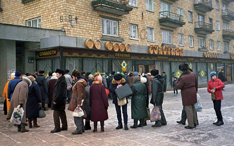 Вот какие лакомства были в Советском Союзе