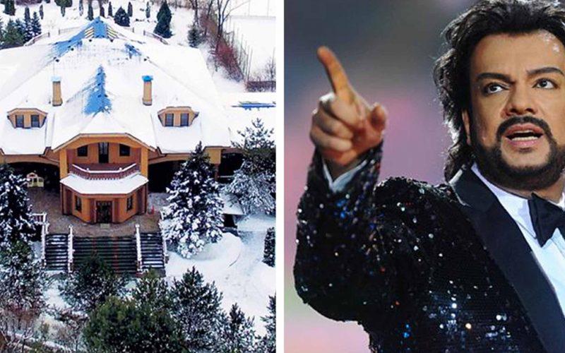 Недвижимости много не бывает: сколько стоит самая роскошная вилла Киркорова?