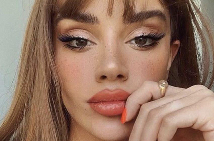 Милена покорили интернет своей красотой. «Очаровательная грузинка»