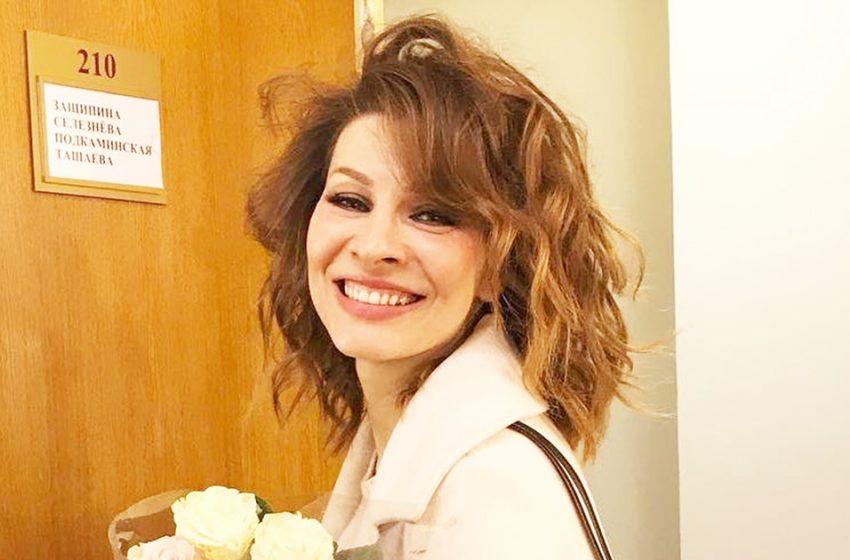 40-летняя Елена Подкаминская обрела материнское счастье в 3-ий раз